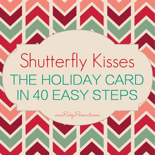 Shutterfly Kisses – Holding the Strings